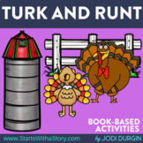 TURK AND RUNT Activities and Read Aloud Lessons for Distan