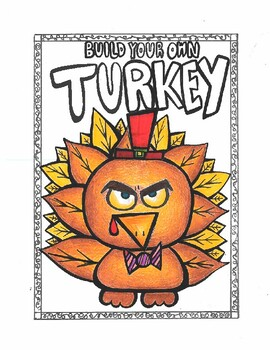 TURKEY! Build Your Own! 42 Accessories!