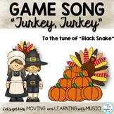 "Thanksgiving Music Class Game Song: ""Turkey, Turkey"" Orff"