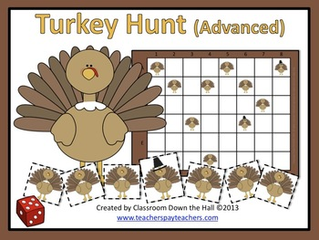 TURKEY HUNT (Advanced)