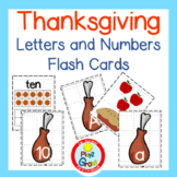 TURKEY LEGS Alphabet and Number Card Games