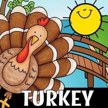TURKEY NUMBER COLOR