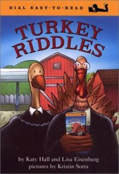 TURKEY RIDDLES Puffin Easy-to-Read - Level 3