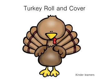 TURKEY ROLL AND COVER