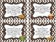 TURKEY TIME- Elapsed Time Thanksgiving Dinner Task Cards