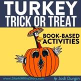 TURKEY TRICK OR TREAT Activities Worksheets Interactive Re