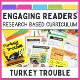 TURKEY TROUBLE Reading Comprehension Unit