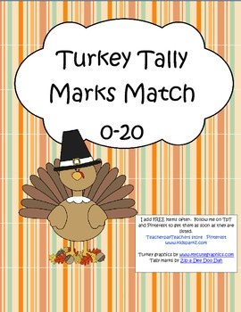 Thanksgiving Numbers FREE