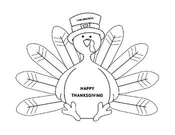 TURKEY-be grateful