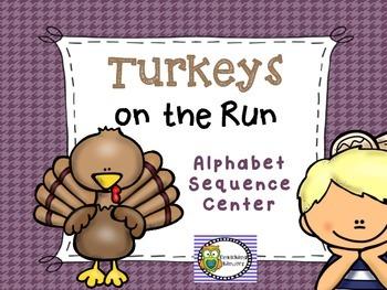 TURKEYS ON THE RUN