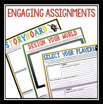 english short story assignment An analysis of a short story requires basic knowledge of literary elements  the  queen's english and anyone's english (video clips.