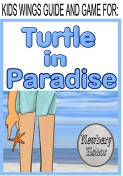 TURTLE IN PARADISE by Jennifer L. Holm, 2011 NEWBERY HONOR BOOK