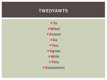 TWEDYAWTS Classbuilder