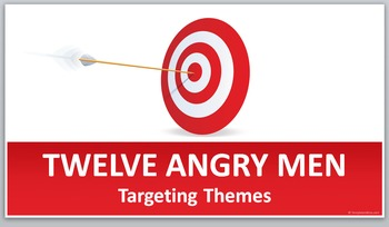 TWELVE ANGRY MEN Themes Targeting