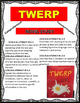 TWERP and FINDING THE WORM