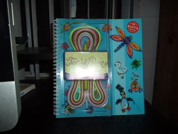 TWIRLED PAPER                   ISBN 1-57054-808-0