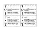TWISST: A Poetry Analysis Strategy