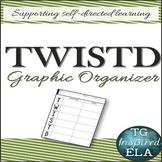 TWIST Graphic Organizer for Literary Analysis --- Pre-AP S