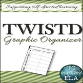 Graphic Organizer: TWIST --- Literary Analysis --- Pre-AP