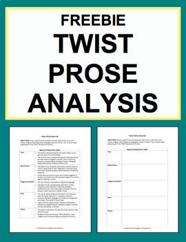 TWIST Prose Analysis