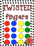 TWISTED Fingers Game