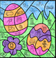 BUNDLE TWO Easter Mystery Pictures ~ Long/Short Vowels  ~  Easter Eggs