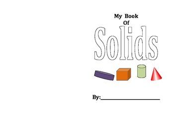 TWO mini-books! Solids & Liquids