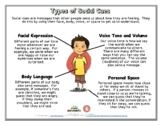 TYPES OF SOCIAL CUES