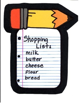 T_Shopping List