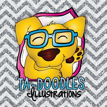 Ta-Doodles Terms of Use & Logo Credit Image