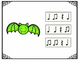 Ta, Ti Ti Halloween Bats