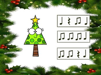 Ta, Ti Ti Christmas Friends