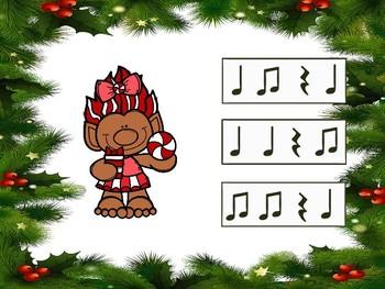 Ta, Ti Ti Christmas Trolls