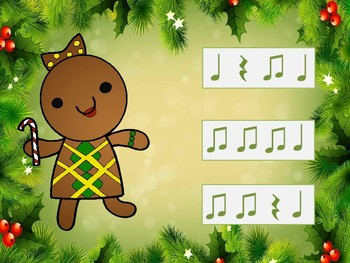 Ta, Ti Ti, Rest Gingerbread Kids!