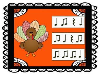 Ta Ti Ti Thanksgiving Turkey