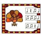 Ta, Ti Ti Thanksgiving Turkey