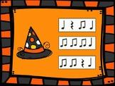 Ta, Ti Ti, Halloween Witch Hat