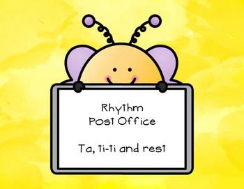 Ta, Ti-Ti and Rest Post Office