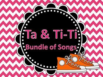 Ta & Ti-ti Bundle of Songs