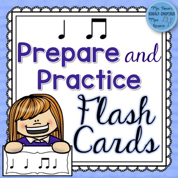 Ta and Ti-Ti Flash Cards