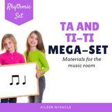 Songs, Activities, and Games to Teach Ta and Ti-Ti {Bundle}