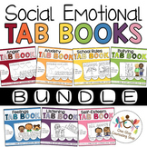 Social Emotional Tab Book Bundle