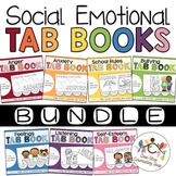 Social Emotional Tab Book Bundle