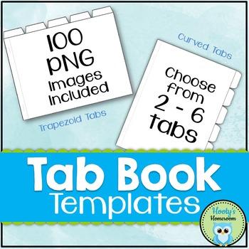 Tab Book Templates