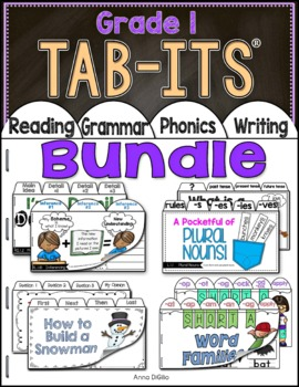 Tab-Its® BUNDLE for Grade 1