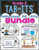 Tab-Its® BUNDLE for Grade 2   Distance Learning