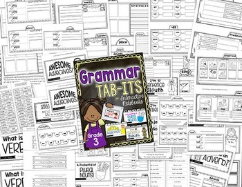 Tab-Its® BUNDLE for Grade 3