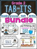 Tab-Its Mega Bundle - Grade 2 ON SALE for 48 hours
