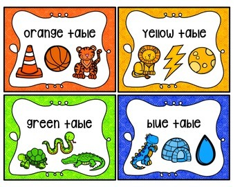 Tabel Labels {{Colors}}