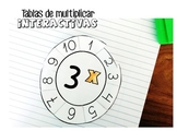 Tablas INTERACTIVAS de multiplicar (1 al 10)